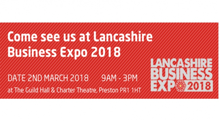 Join us at this year's Lancashire Business Expo