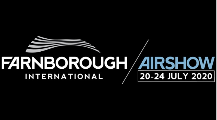Farnborough Air Show 2020
