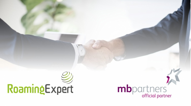 RoamingExpert join MB Partners Official Partner Programme